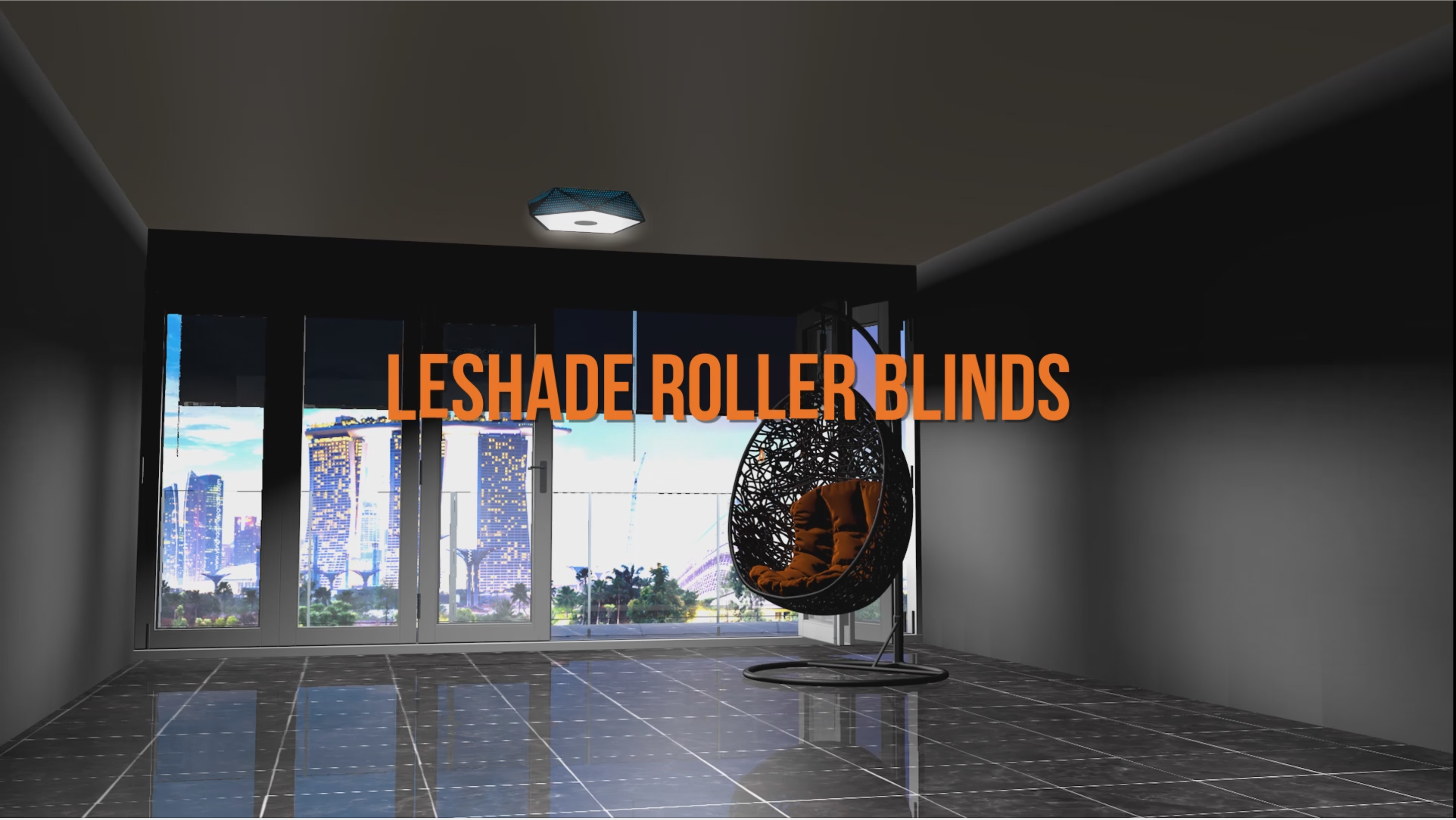 LeShade-Roller-Blinds
